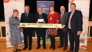 Ahoghill triumphs at Best Kept Awards
